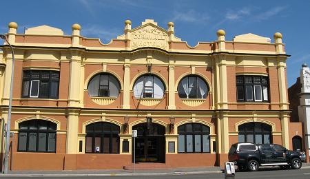 Launceston - Batman Fawkner Inn