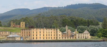 Port Arthur Historic Site penitentiary