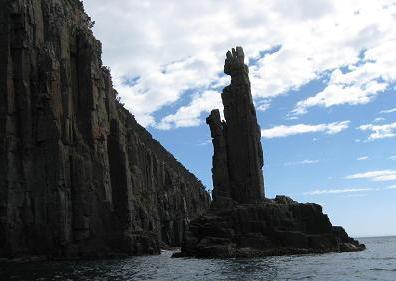 Bruny island Totem Pole