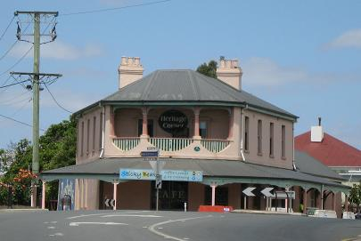 Longford corner shop