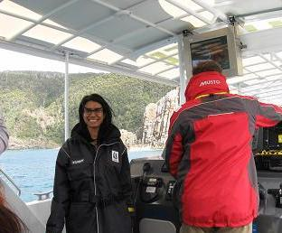 Bruny island eco-cruise