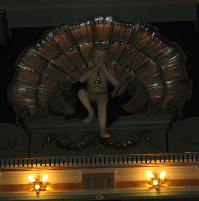 Hobart Theatre Royal angel
