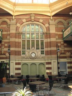 inside Launceston Post Office