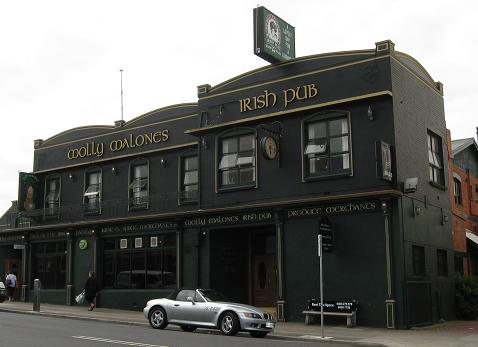 Devonport - Molly Malones Irish Pub