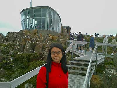 mount wellington information centre