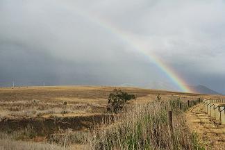 Tasmania - rainbow