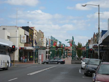 Devonport - Rooke Street Mall