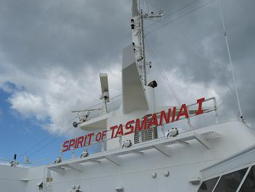 Spirit of Tasmania name
