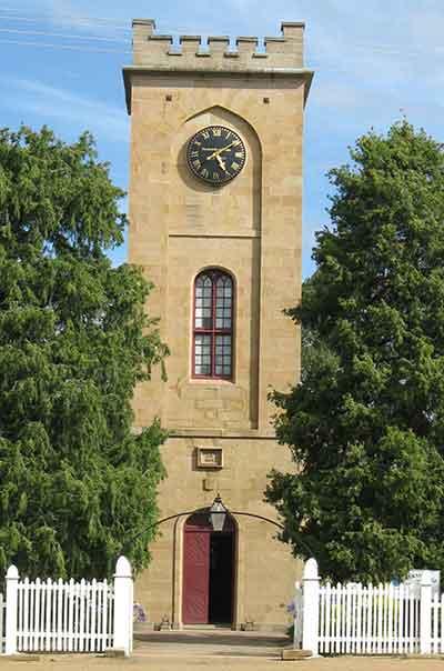 St Lukes Church Richmond
