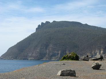 Maria Island - Bishop and Clerk peaks