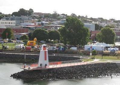 Devonport viewing platform