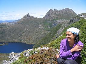 Cradle Mountain National Park Marions Peak