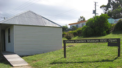 Officers Quarters Museum